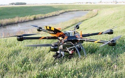 Drone use is coming to commercial specialties