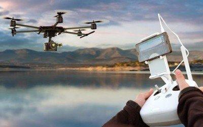 Drones Take Flight in Real Estate Industry